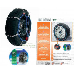 CHAINES NEIGE A ECHELLES SIEPA CHAINE A NEIGE ICE FORCE 2500 N°4