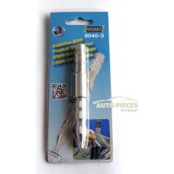 STYLO DE SOUFFLAGE SOUFFLETTE 6 BARS 360 l/min HAZET 9040-3