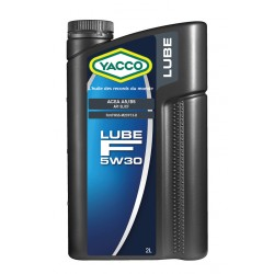 HUILE MOTEUR - 5W30 LUBE F - 2 LITRES