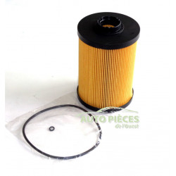 FILTRE A GAS OIL HIFI FILTER SN 25045 HITACHI ISUZU NEW HOLLAND