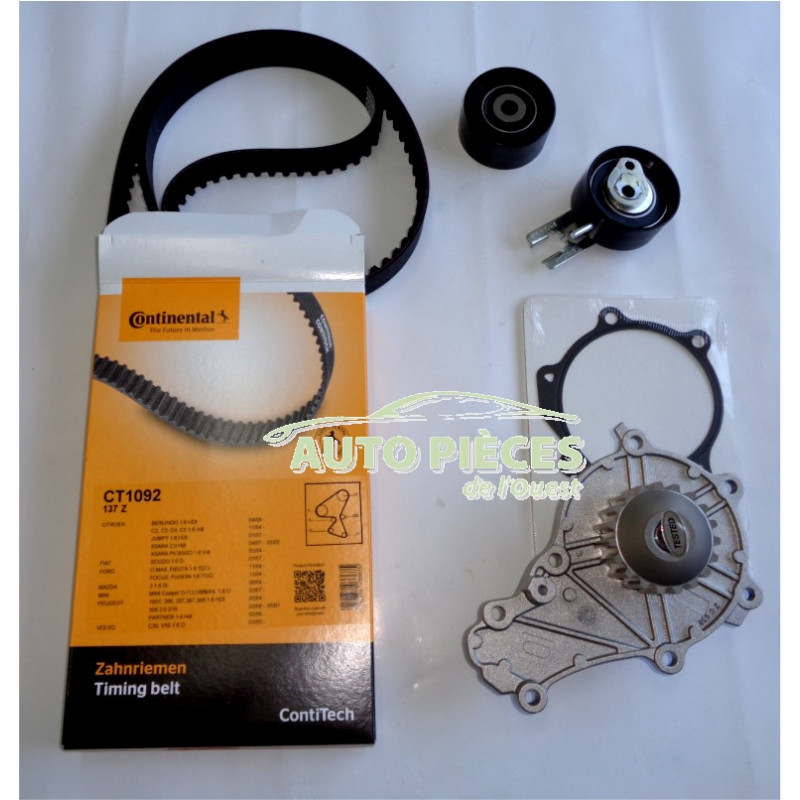 Kit Distribution Pompe A Eau Mini One D Cooper D Ebay