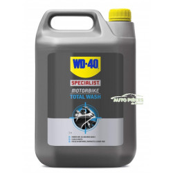 NETTOYANT WD-40 TOTAL WASH MOTO SCOOTER QUAD BIODEGRADABLE 5 litres