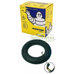 CHAMBRE A AIR MICHELIN POUR SCOOTER VALVE COUDEE 10 POUCES MICHELIN 10B4 3528707330031