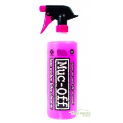 NETTOYANT MUC OFF NANO TECH 1L SPRAY MUC-OFF BIODEGRADABLE VELO 5037835904000