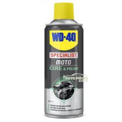 WD-40 SPECIALIST MOTO CIRE ET POLISH WD40 400ML 5032227338098