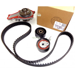 KIT DISTRIBUTION POMPE A EAU PEUGEOT 206 1.6 HDI 1609525680 ORIGINE