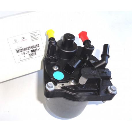 Neuf origine Peugeot 207 1.6 HDI Filtre Carburant 9809721080