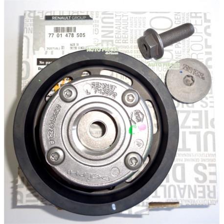 POULIE DEPHASEUR ARBRE A CAME RENAULT CLIO 3 III 7701478505 ORIGINE