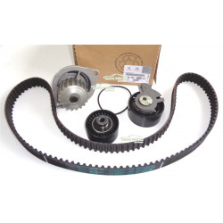 KIT DE DISTRIBUTION POMPE A EAU PEUGEOT 206 1.6 1610793480 ORIGINE