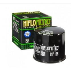 FILTRE A HUILE HIFLOFILTRO HF 138 - SUZUKI
