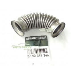 TUYAU COUDE RECYCLAGE GAZ ECHAPPEMENT RENAULT MEGANE 2 II 1.9 DCI 8200032246 ORIGINE