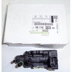 ELECTROVANNE DE TURBO SURALIMENTATION CITROEN C4 PICASSO 9811643880 ORIGINE