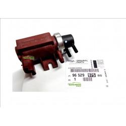 ELECTROVANNE DE TURBO SURALIMENTATION PEUGEOT 307 1.6 HDI 9652997580 ORIGINE