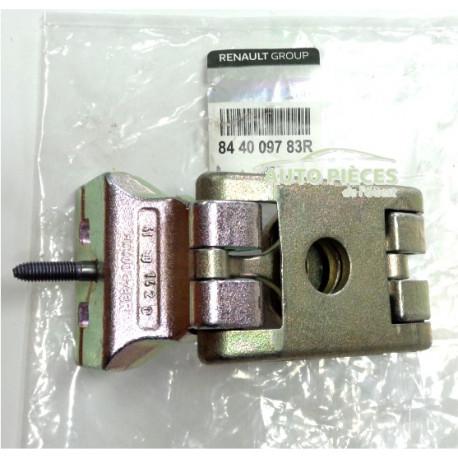 CHARNIERE PORTE BATTANTE ARRIERE RENAULT MASTER 3 III 844009783R ORIGINE