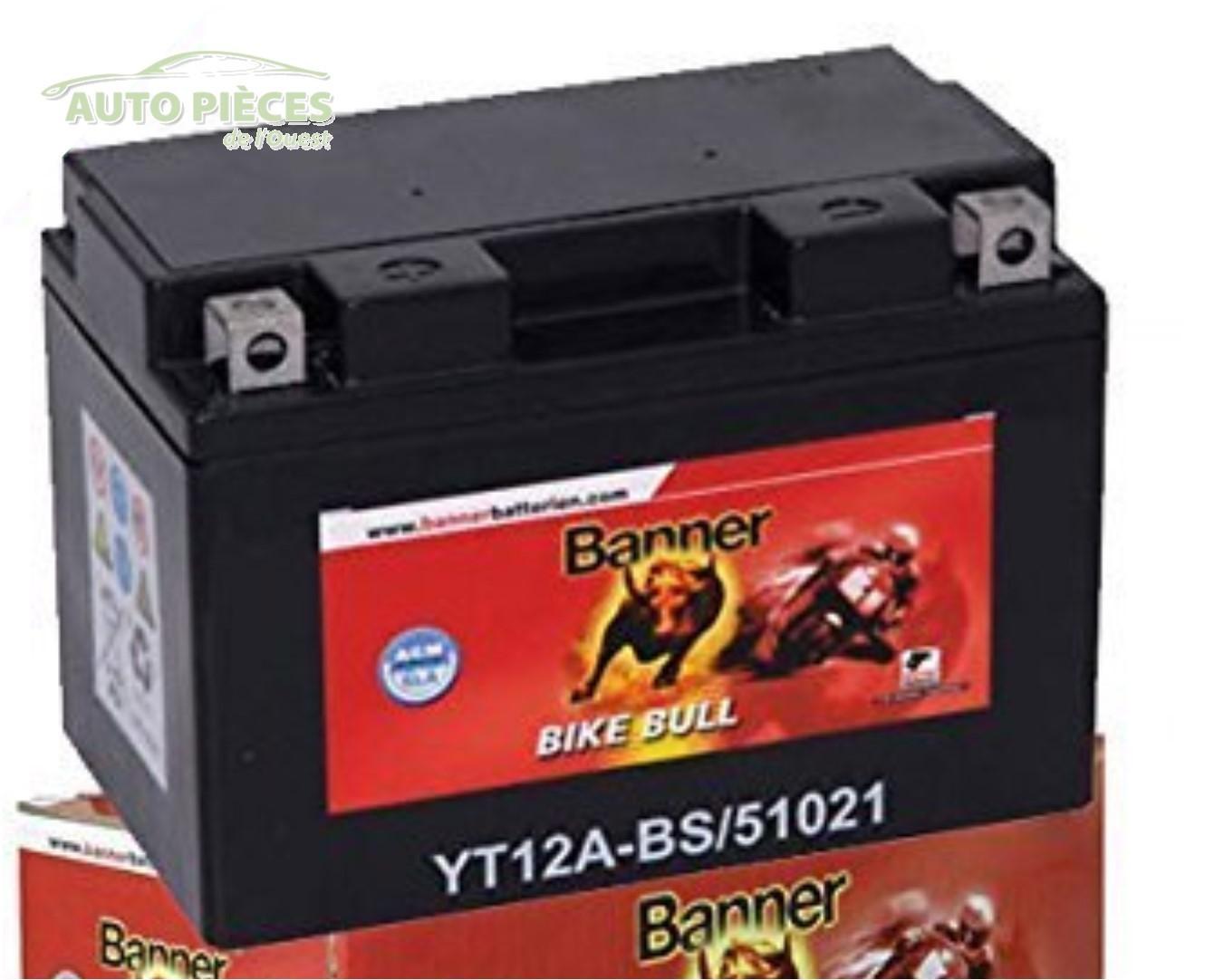 batterie moto quad banner bike bull gel 12v 10ah ytz12a bs eur 58 80 picclick fr. Black Bedroom Furniture Sets. Home Design Ideas
