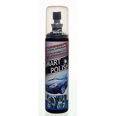 smart polish auto protege interieur carrosserie venteo 125 ml. Black Bedroom Furniture Sets. Home Design Ideas
