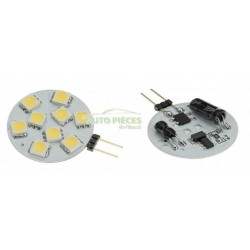 AMPOULES G4 LED CAMPING CAR BATEAU CARAVANE POWER LIB 431133B