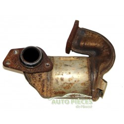 POT CATALYTIQUE CATALYSEUR NISSAN KUBISTAR MICRA III NOTE 1.5 DCI 8200641831 - 8200646013