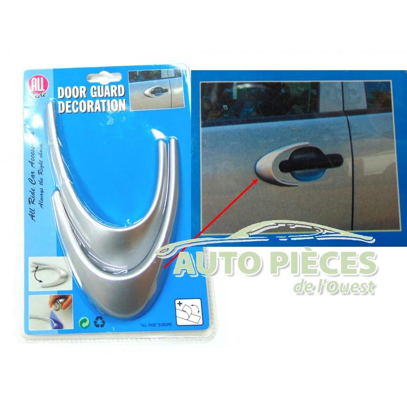 Decoration pour corniere de porte poignee exterieure auto for Decoration porte exterieure