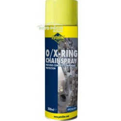 LUBRIFIANT POUR CHAINE O/X RING CHAINSPRAY PUTOLINE 500ML
