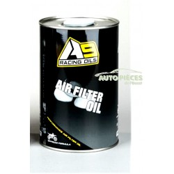 HUILE FILTRE A AIR A9 RACING OILS MOTO AIR FILTER OIL - 1 LITRE