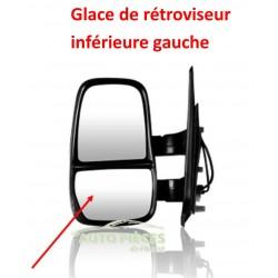 GLACE DE RETROVISEUR INFERIEURE GAUCHE IVECO DAILY DES 2006 -T8150