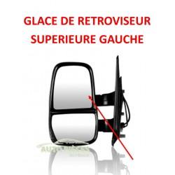 GLACE DE RETROVISEUR SUPERIEURE GAUCHE IVECO DAILY DES 2006 –T4150