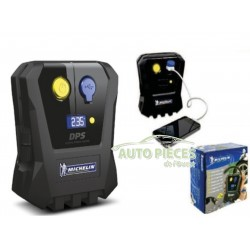 MINI COMPRESSEUR DIGITAL 12V MICHELIN ET USB TELEPHONE MP3