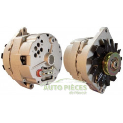 ALTERNATEUR DR15SI JEEP CHEVROLET GMC 7134-9N