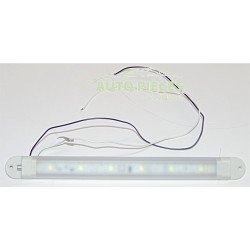 REGLETTE ECLAIRAGE LED CAMPING CAR FLAT 2 12V 125lm 485864