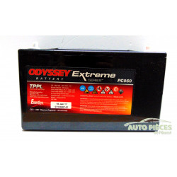 BATTERIE PLOMB PUR ODYSSEY PC950 12V 34Ah